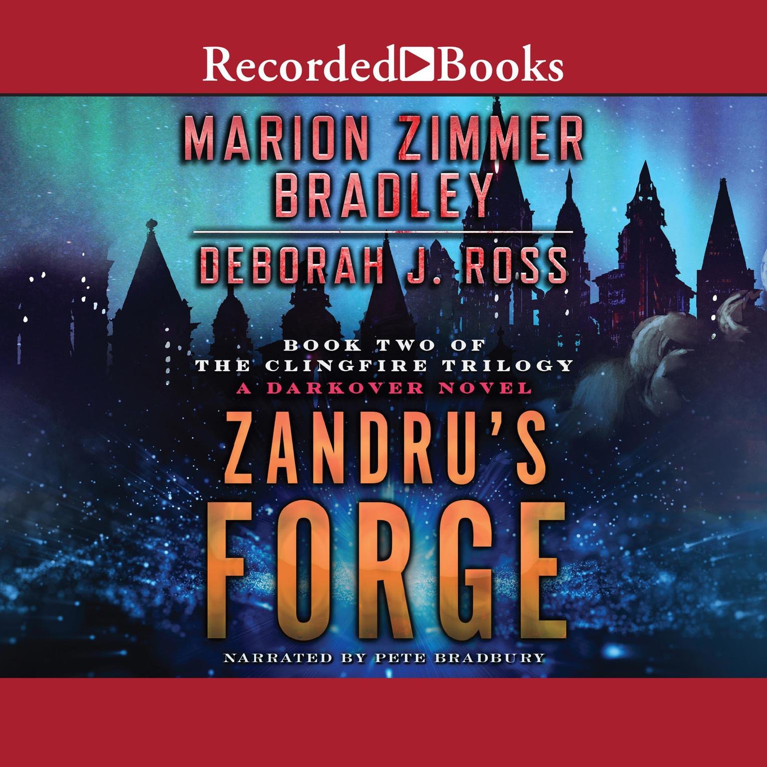 Zandrus Forge Audiobook, by Marion Zimmer Bradley