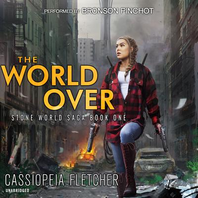 The World Over Audiobook, by Cassiopeia Fletcher
