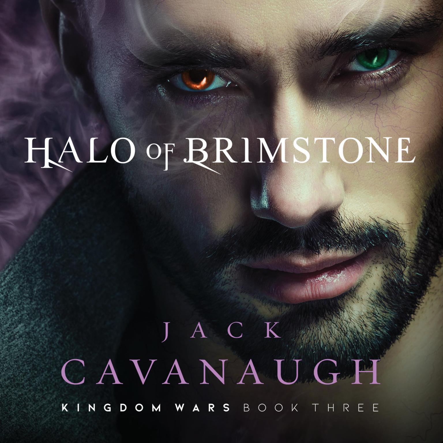 Halo of Brimstone Audiobook, by Jack Cavanaugh