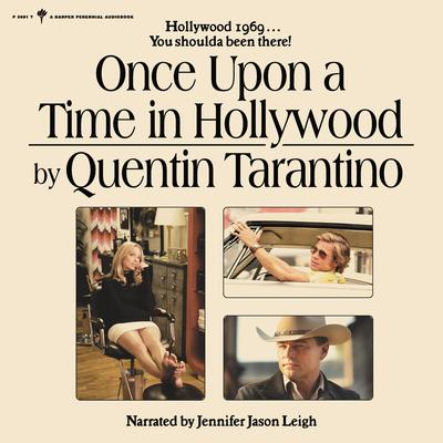 Once Upon a Time in Hollywood: A Novel Audiobook, by