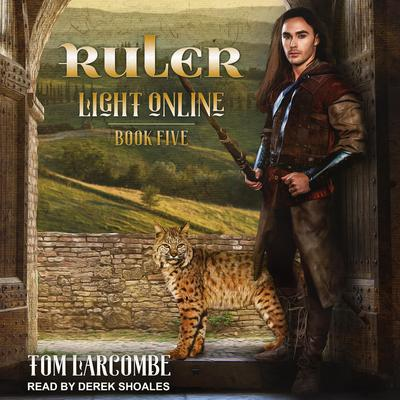 Ruler Audiobook, by Tom Larcombe