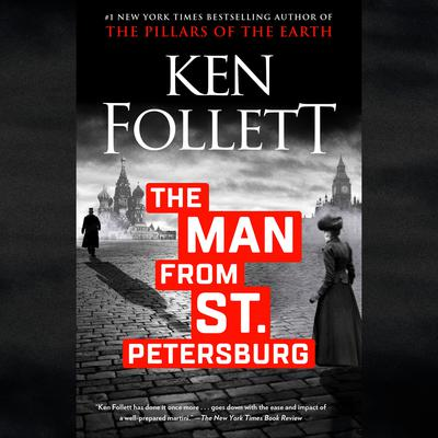 The Man from St. Petersburg Audiobook, by