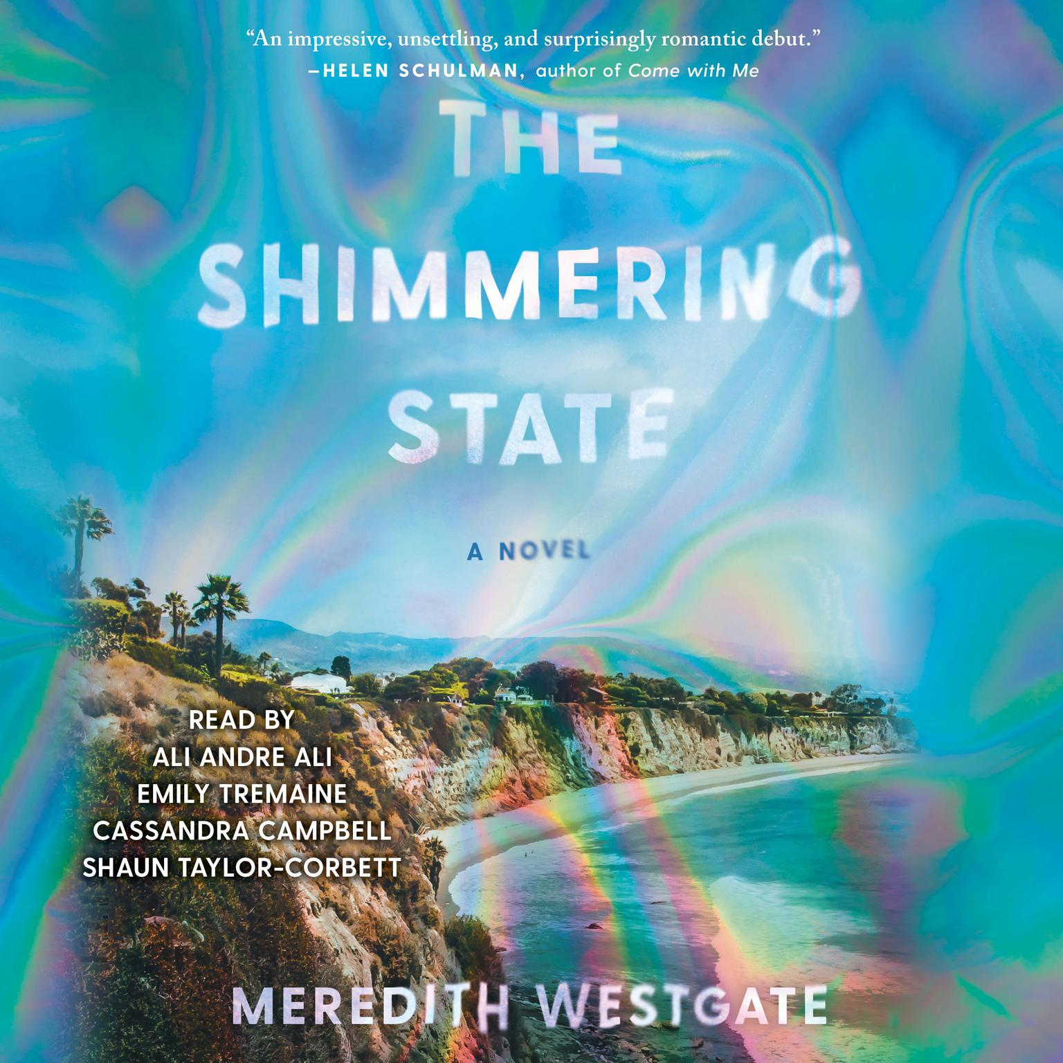 The Shimmering State: A Novel Audiobook, by Meredith Westgate