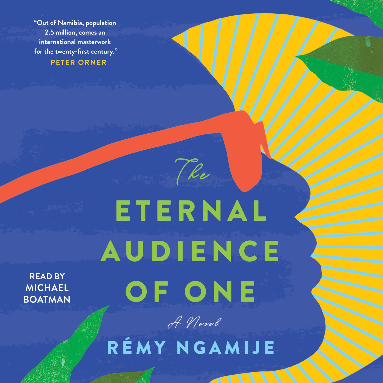 The Eternal Audience of One Audiobook, by Rémy Ngamije