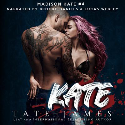 Kate Audiobook, by Tate James