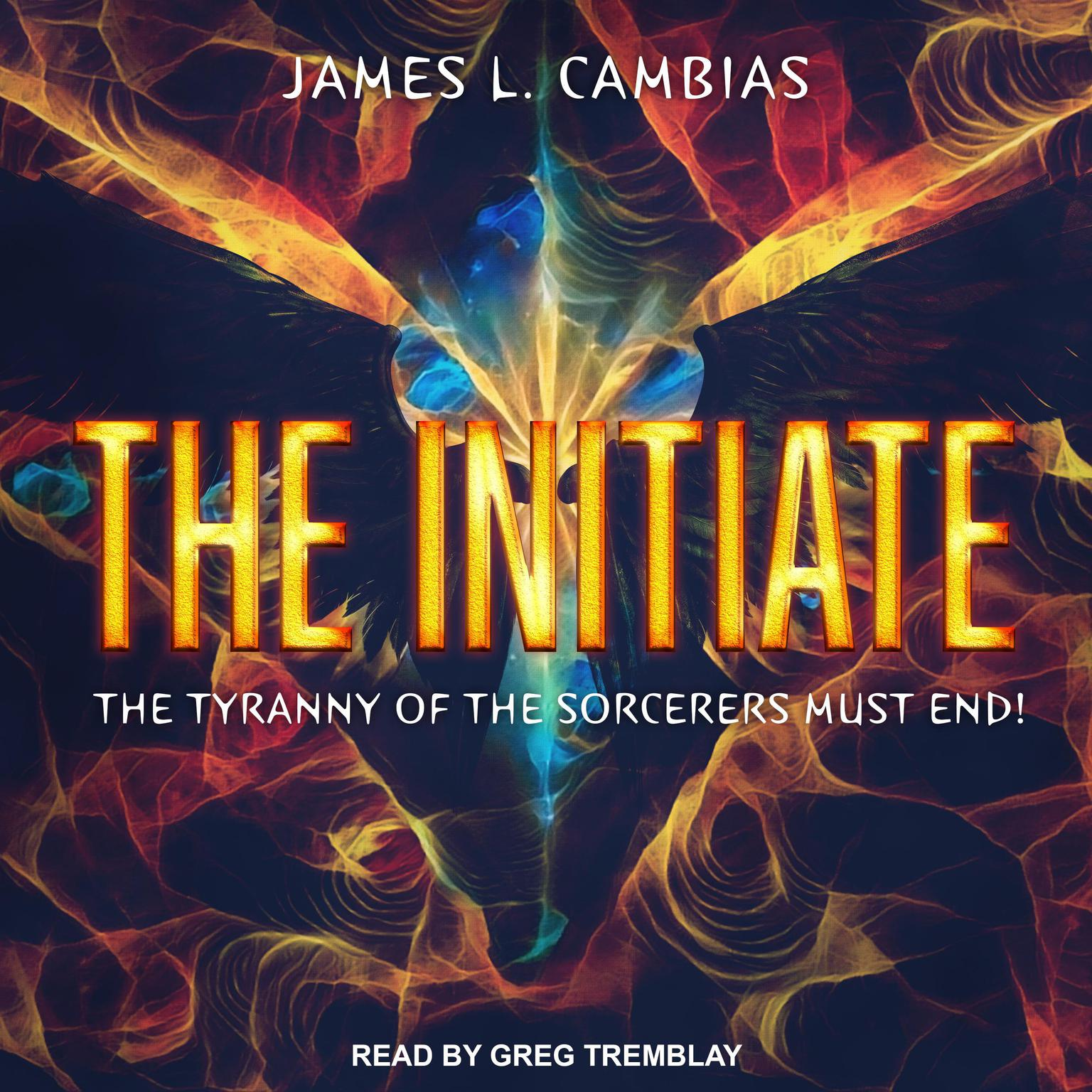 The Initiate Audiobook, by James L. Cambias