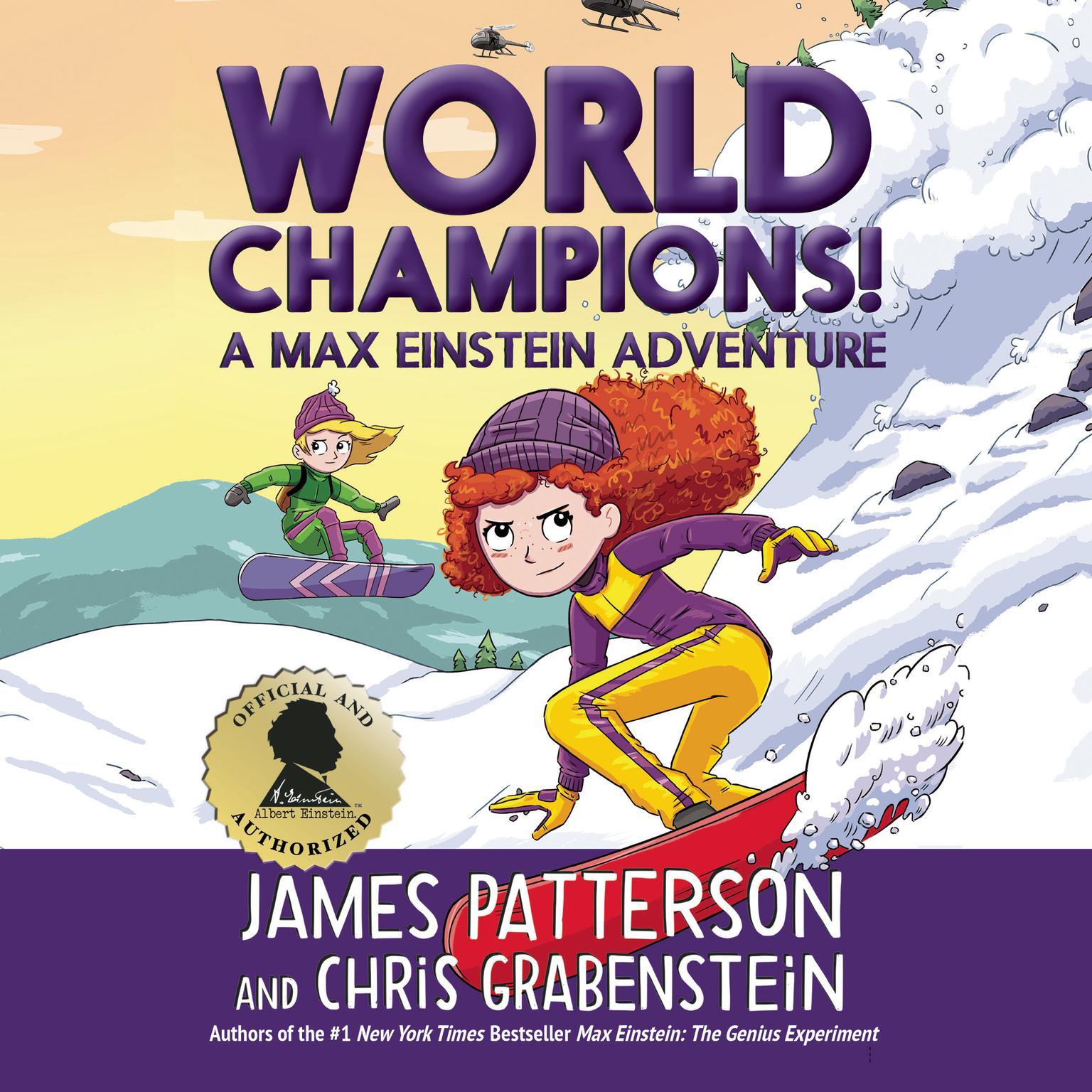 Max Einstein: World Champions! Audiobook, by Chris Grabenstein