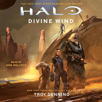 Halo: Divine Wind Audiobook, by Troy Denning