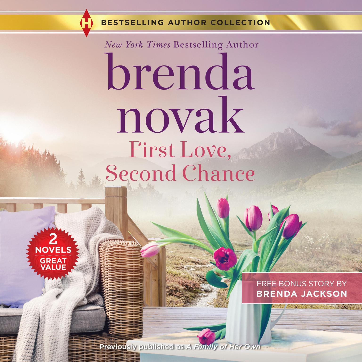 First Love, Second Chance Audiobook, by Brenda Novak
