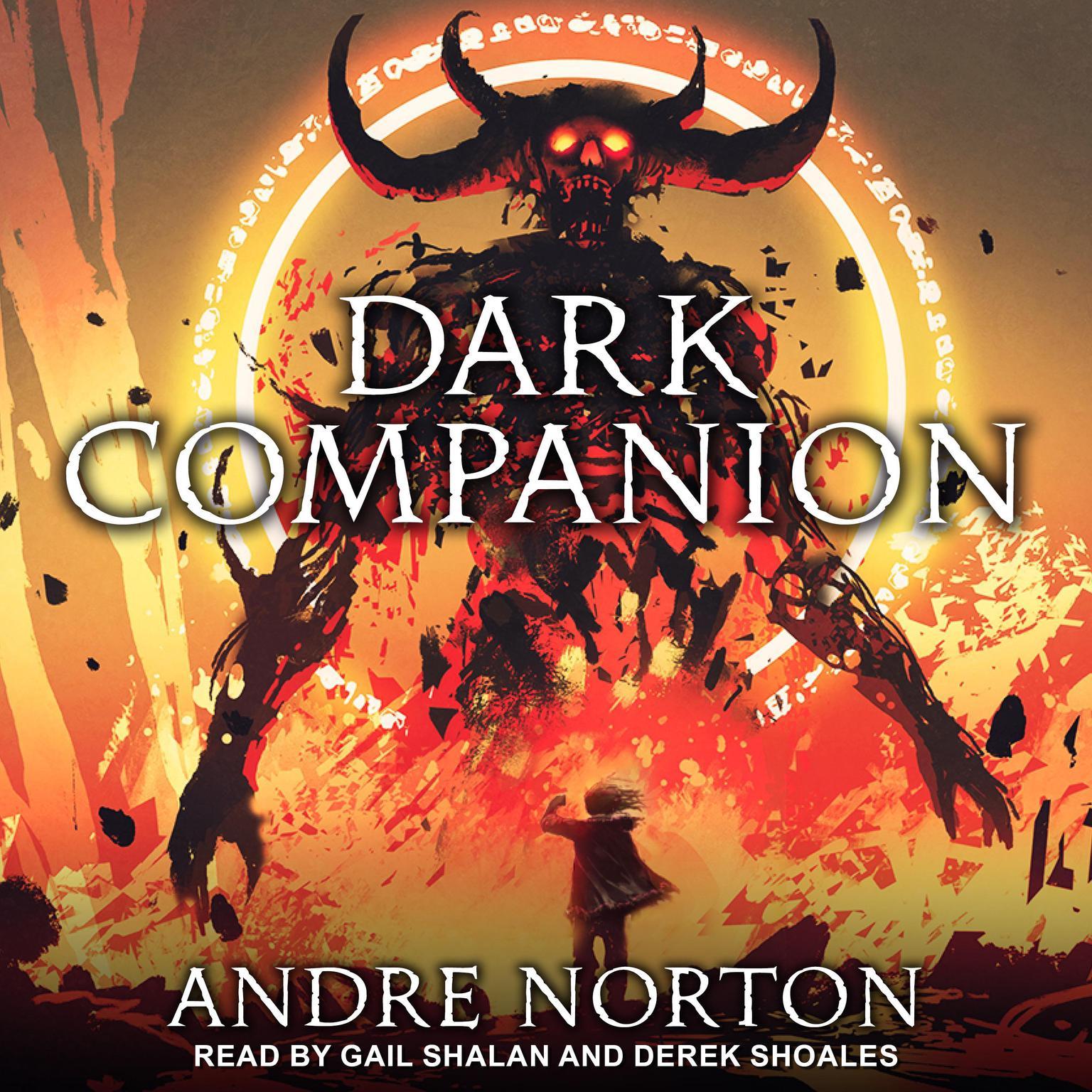 Dark Companion Audiobook, by Andre Norton