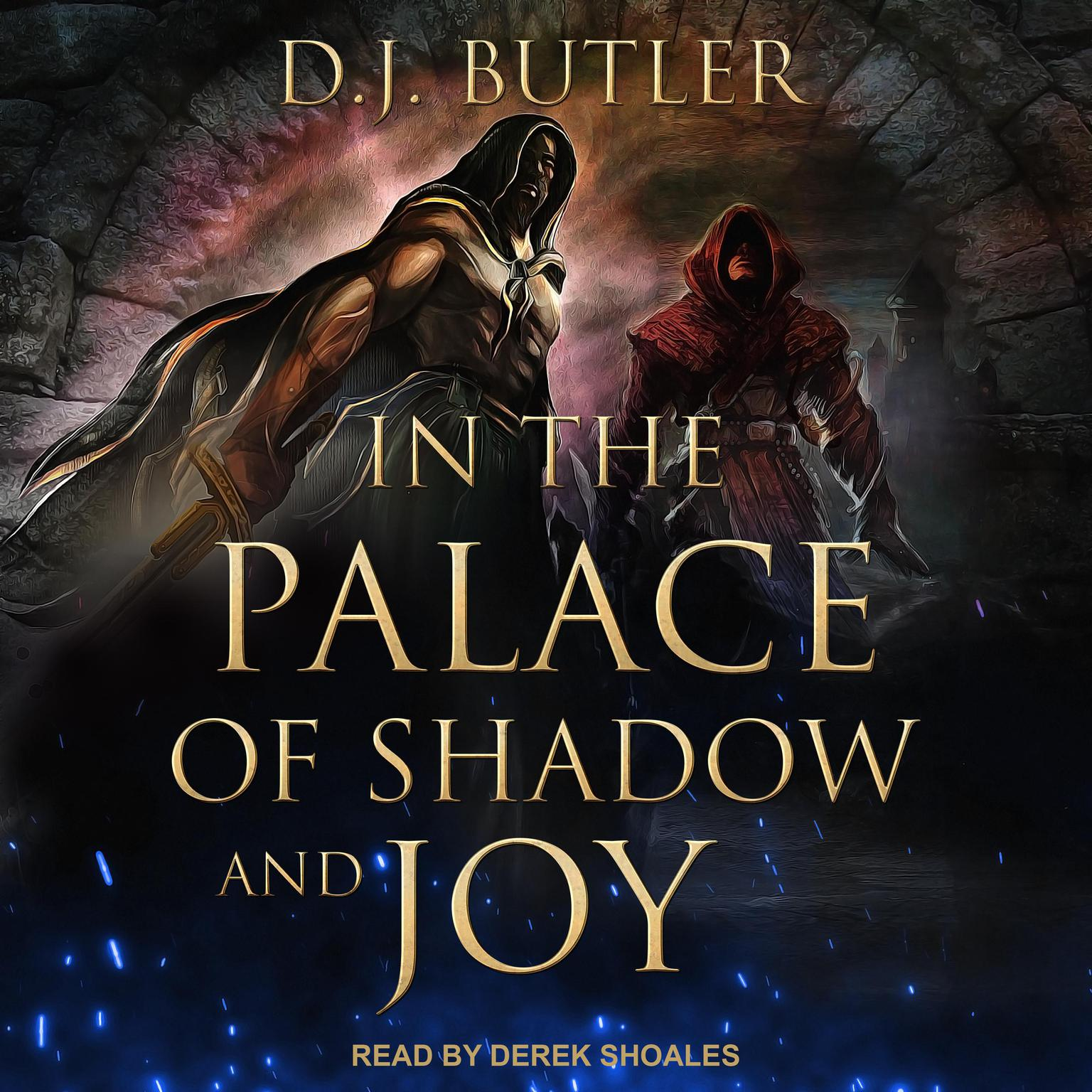 In the Palace of Shadow and Joy Audiobook, by D.J. Butler