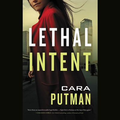 Lethal Intent Audiobook, by Cara Putman