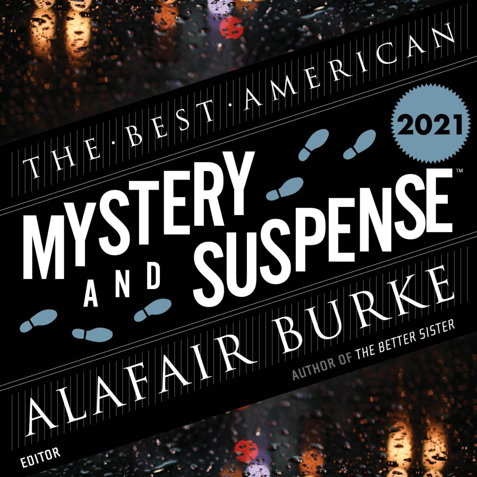 The Best American Mystery and Suspense 2021 Audiobook, by Alafair Burke