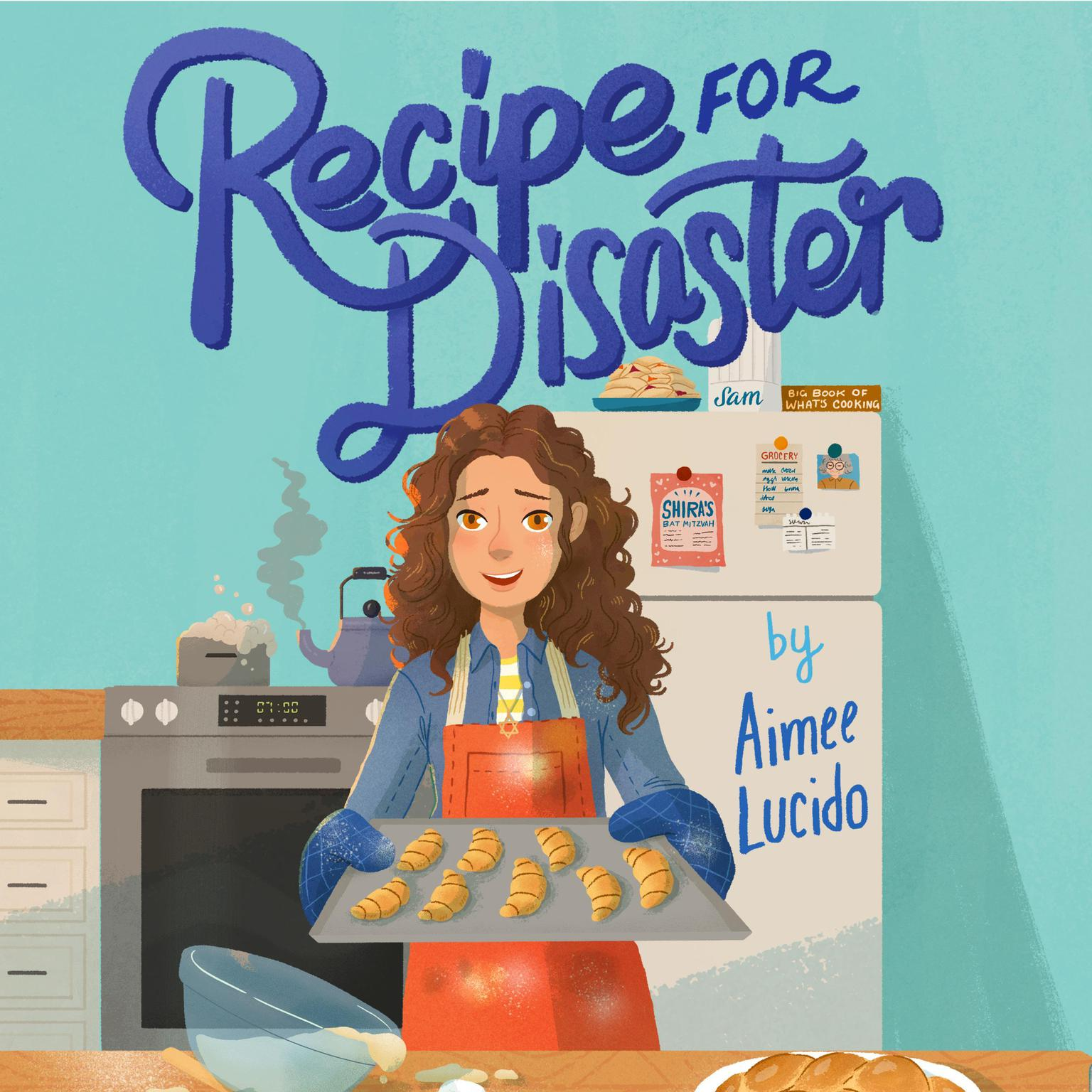 Recipe for Disaster Audiobook, by Aimee Lucido