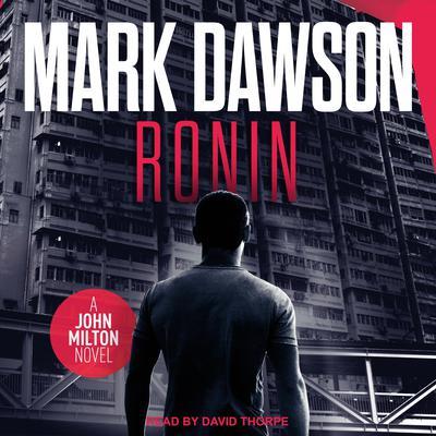 Ronin Audiobook, by Mark Dawson