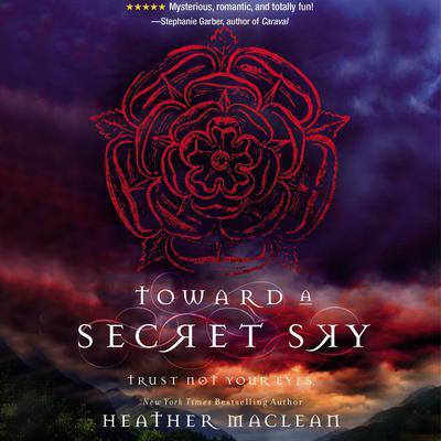 Toward a Secret Sky Audiobook, by Heather Maclean