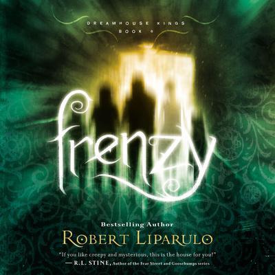 Frenzy Audiobook, by Robert Liparulo