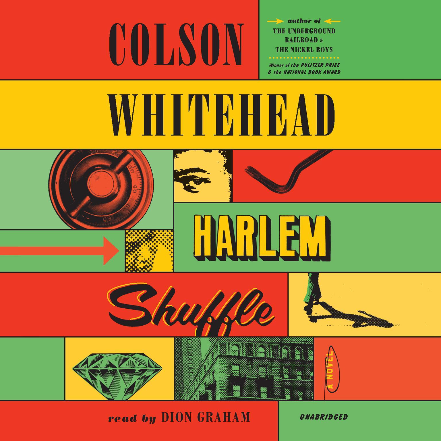 Harlem Shuffle: A Novel Audiobook, by Colson Whitehead