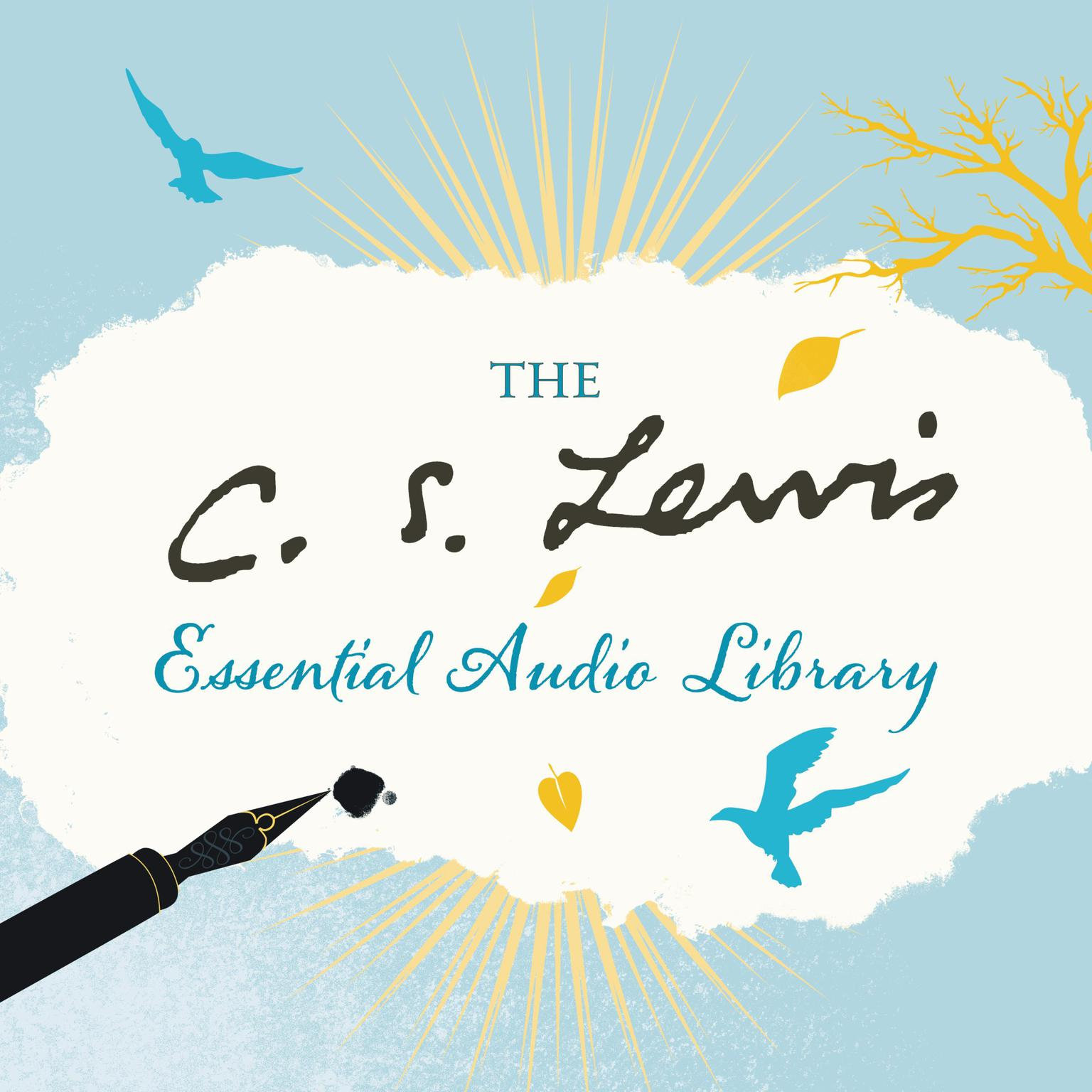 C. S. Lewis Essential Audio Library Audiobook, by C. S. Lewis