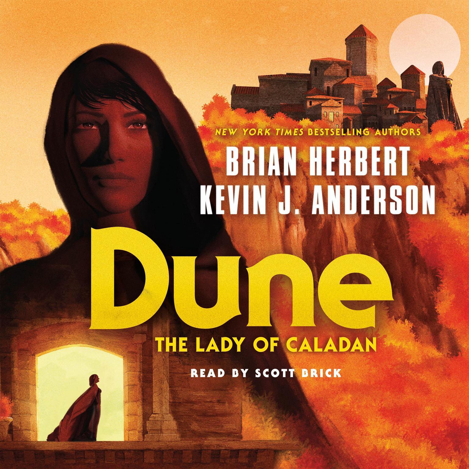 Dune: The Lady of Caladan Audiobook, by Brian Herbert