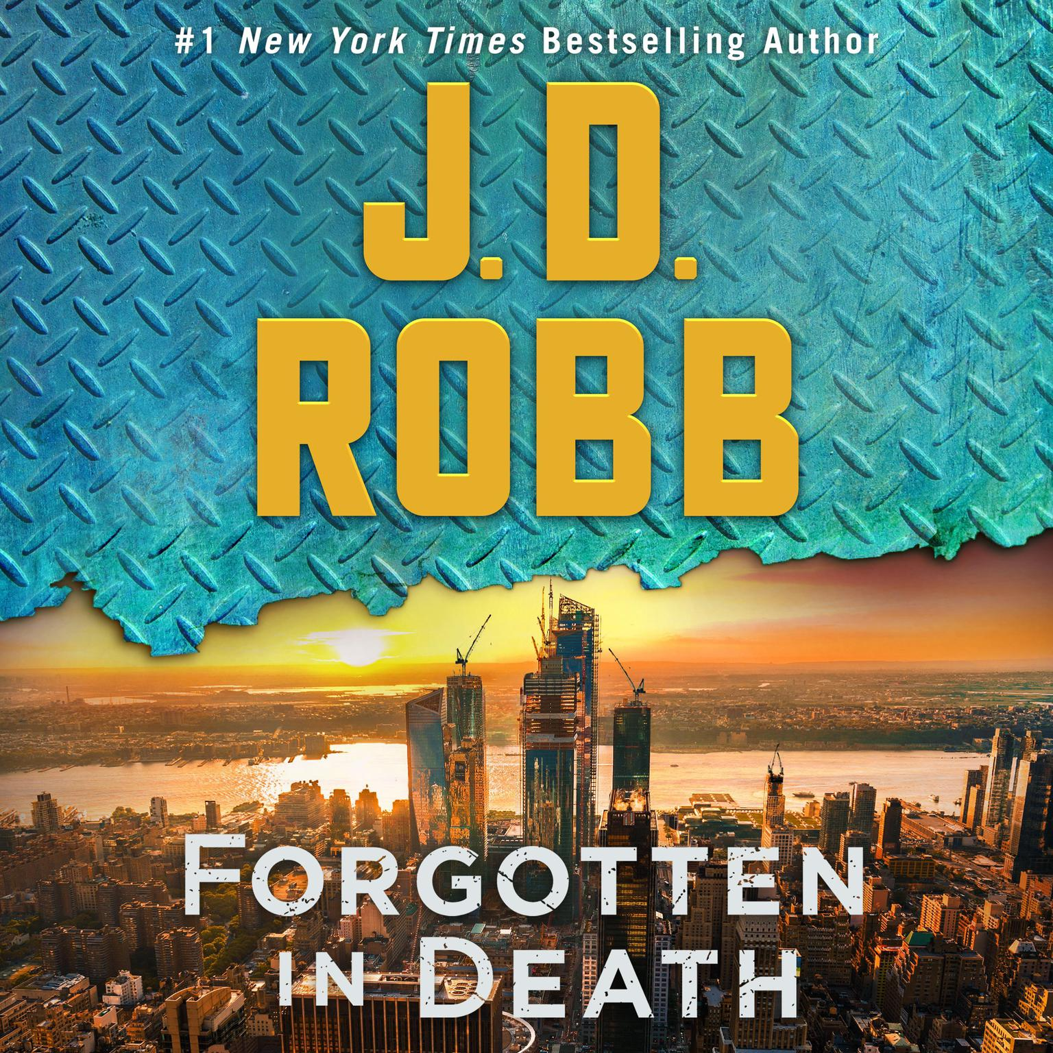 Forgotten in Death: An Eve Dallas Novel Audiobook, by J. D. Robb
