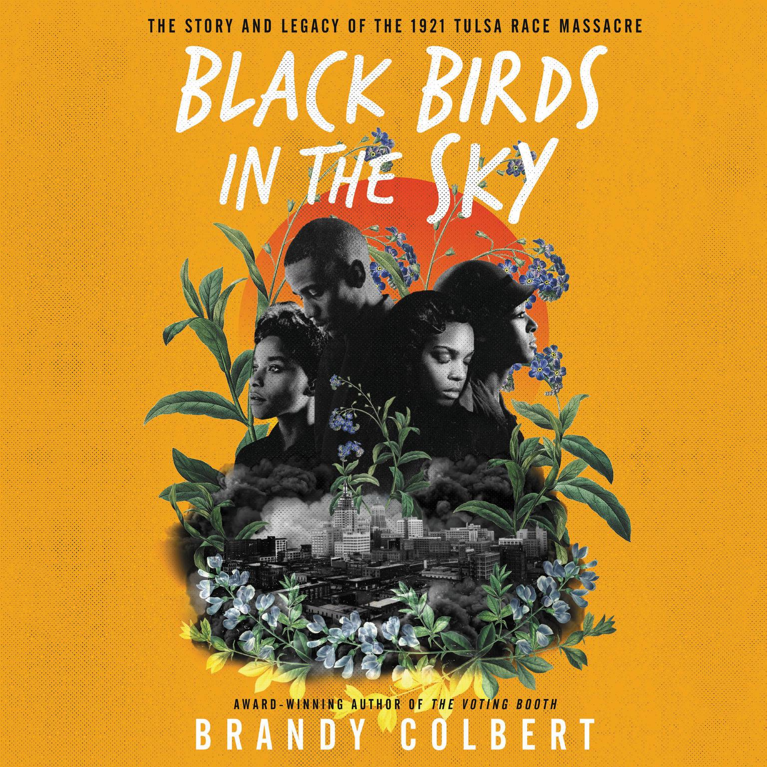 Black Birds in the Sky: The Story and Legacy of the 1921 Tulsa Race Massacre Audiobook, by Brandy Colbert