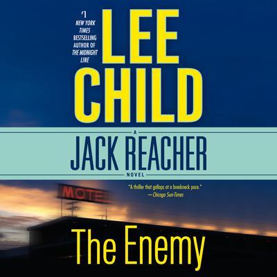 The Enemy: A Jack Reacher Novel Audiobook, by