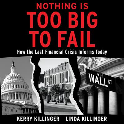 Nothing is Too Big to Fail: How the Last Financial Crisis Informs Today Audiobook, by Kerry Killinger