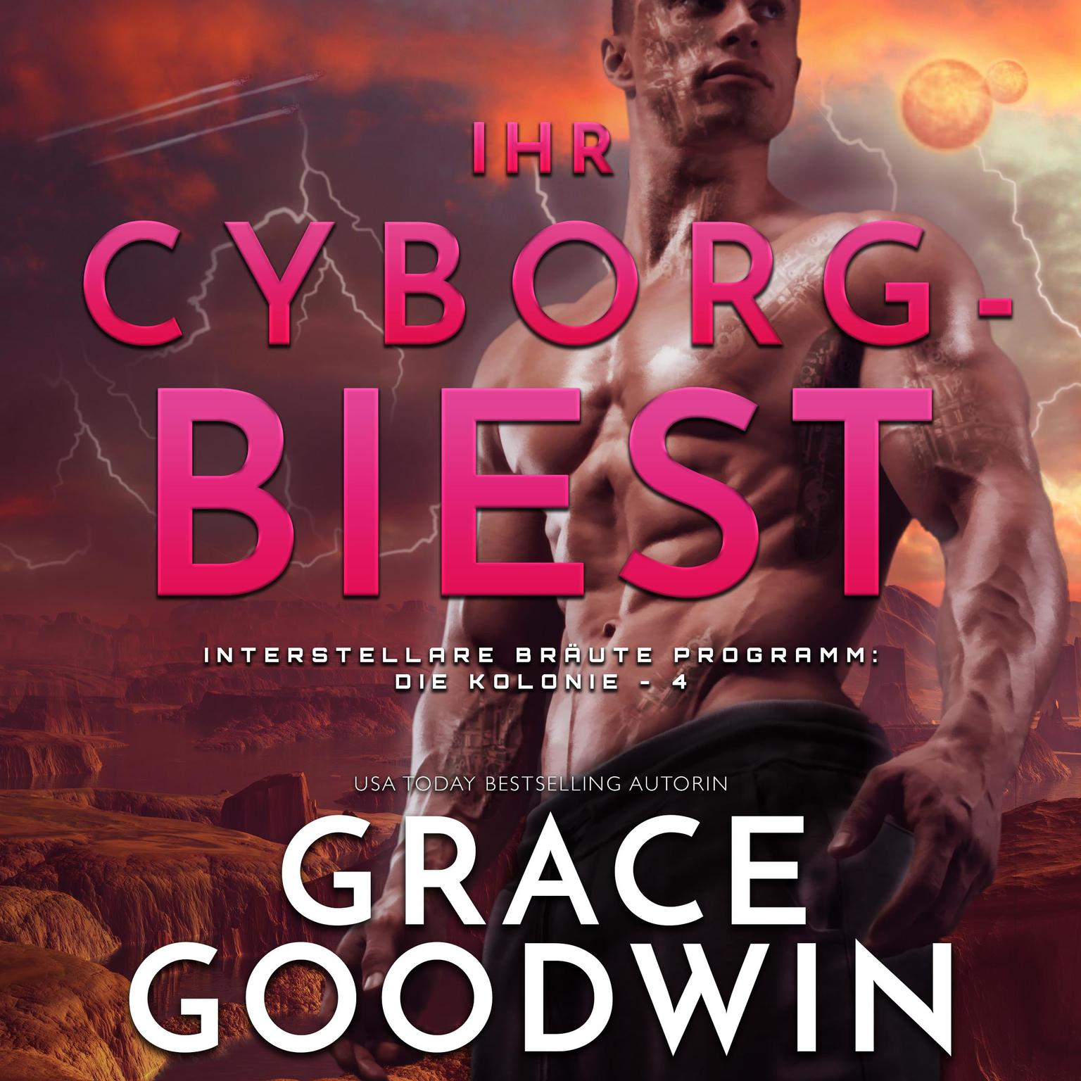 Ihr Cyborg-Biest Audiobook, by Grace Goodwin