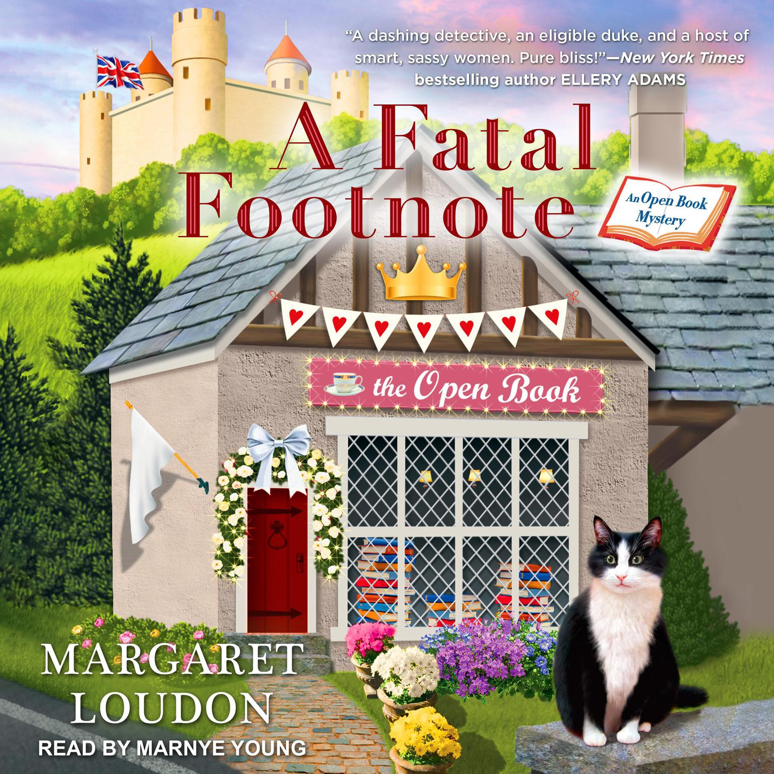 A Fatal Footnote Audiobook, by Margaret Loudon