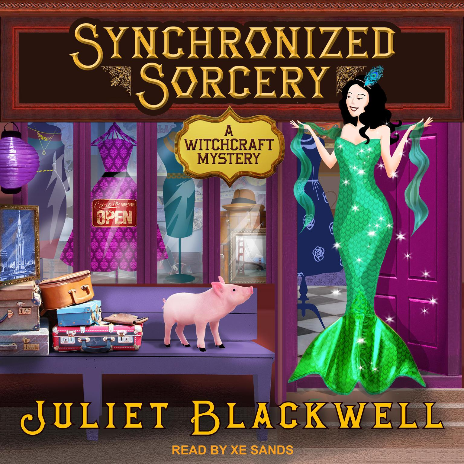 Synchronized Sorcery Audiobook, by Juliet Blackwell