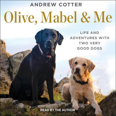 Olive, Mabel & Me: Life and Adventures with Two Very Good Dogs Audiobook, by Andrew Cotter