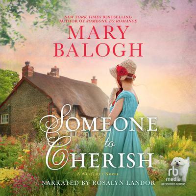 Someone to Cherish Audiobook, by Mary Balogh