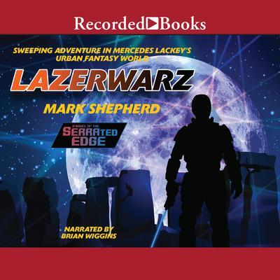 Lazerwarz Audiobook, by