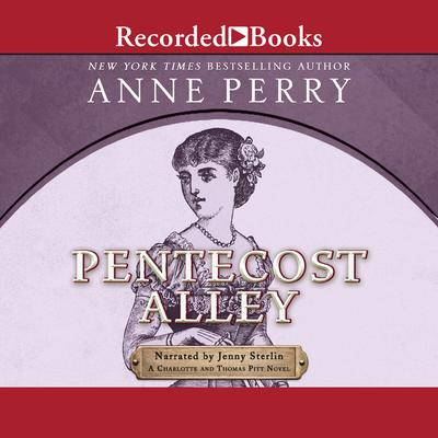Pentecost Alley Audiobook, by