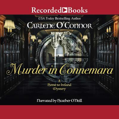 Murder in Connemara Audiobook, by
