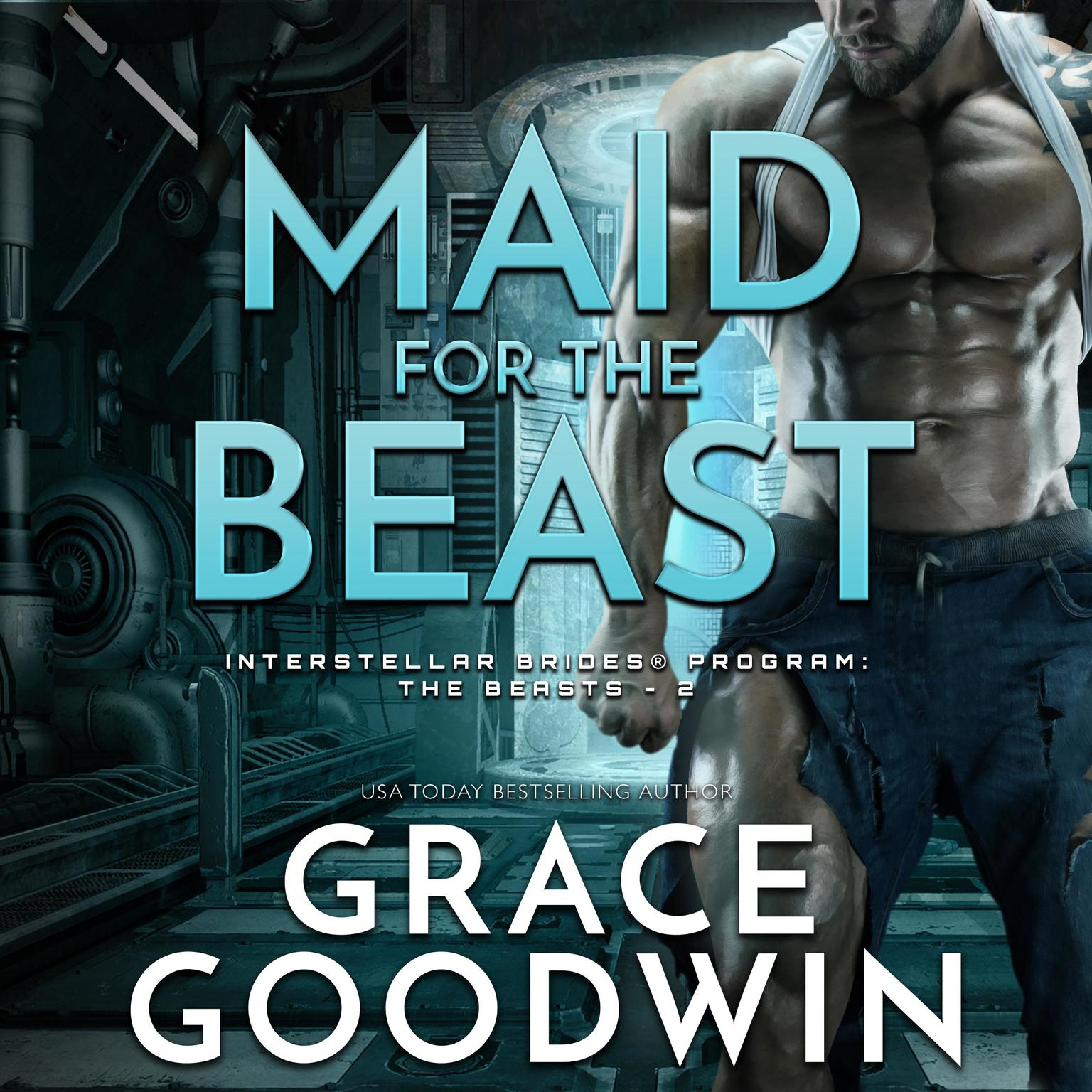 Maid for the Beast Audiobook, by Grace Goodwin