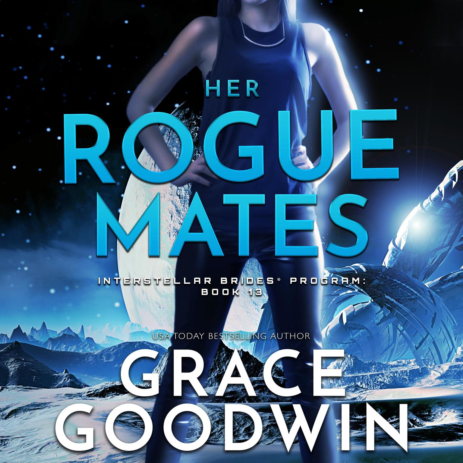 Her Rogue Mates Audiobook, by Grace Goodwin