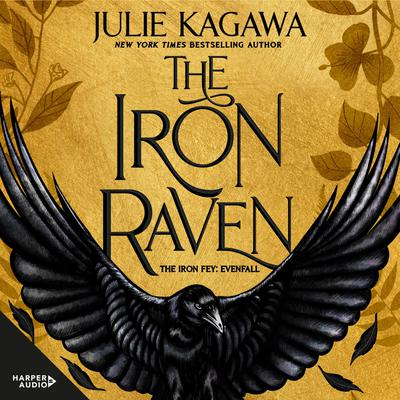 The Iron Raven Audiobook, by Julie Kagawa