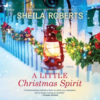 A Little Christmas Spirit Audiobook, by Sheila Roberts
