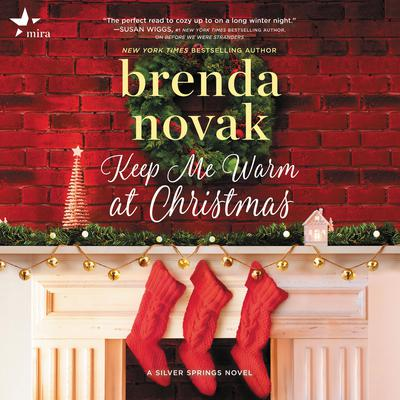 Keep Me Warm at Christmas Audiobook, by Brenda Novak