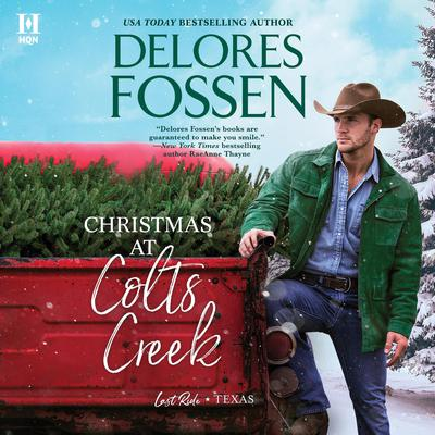 Christmas at Colts Creek Audiobook, by Delores Fossen
