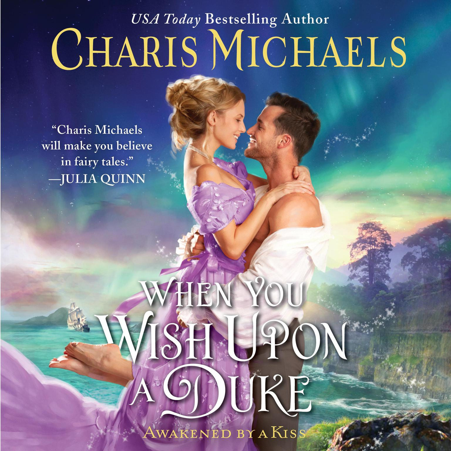 When You Wish Upon A Duke Audiobook, by Charis Michaels