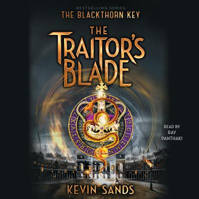 The Traitors Blade Audiobook, by