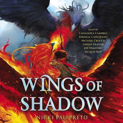 Wings of Shadow Audiobook, by