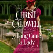 Along Came a Lady Audiobook, by Christi Caldwell