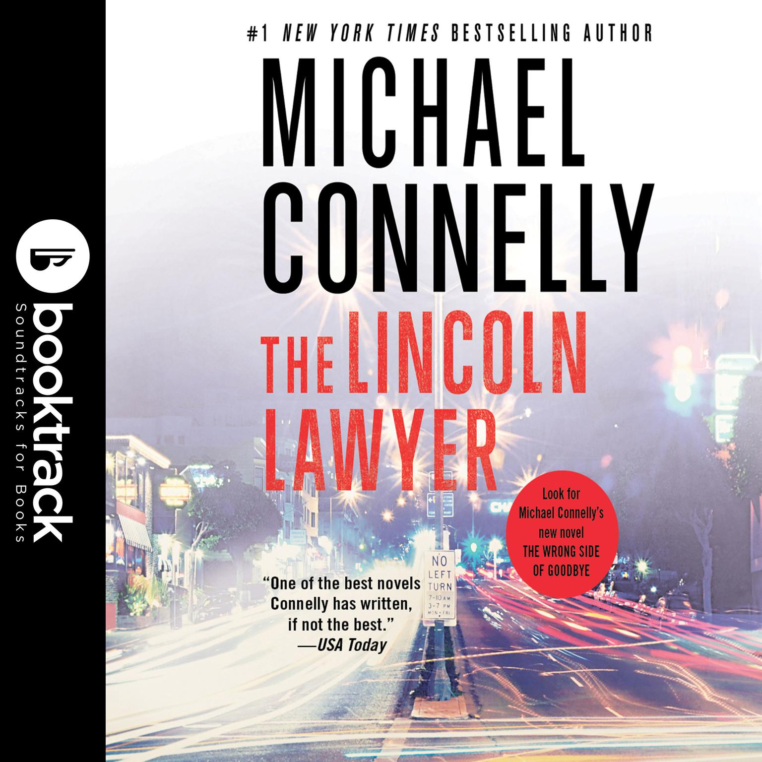 The Lincoln Lawyer: Booktrack Edition Audiobook, by Michael Connelly