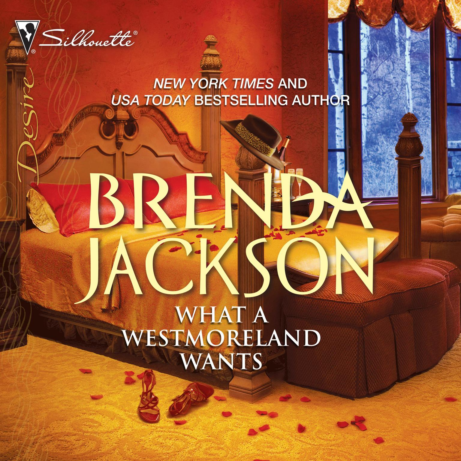 What A Westmoreland Wants Audiobook, by Brenda Jackson