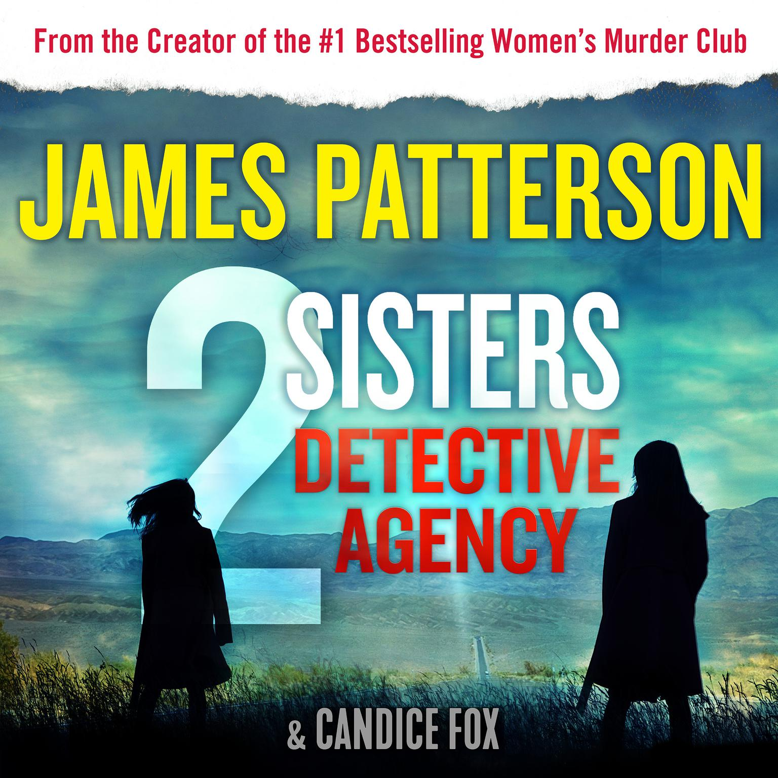 2 Sisters Detective Agency Audiobook, by James Patterson