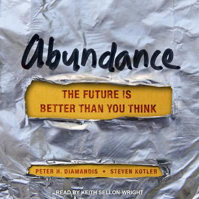 Abundance: The Future Is Better Than You Think Audiobook, by